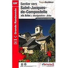 SAINT-JACQUES MONTGENÈVRE-ARLES - GR - 6531 (2014)