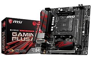 MSI Performance Gaming AMD Ryzen 1st and 2nd Gen AM4 M.2 USB 3 DDR4 HDMI Display Port Mini-ITX Motherboard (B450I Gaming Plus AC) (B07F83RY49) | Amazon Products