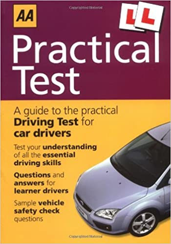 Driving Test: Practical (AA Illustrated Reference): Amazon.co.uk ...