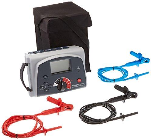 Megger BM5200 5k Insulation Tester, Digital/Analog Display, 100GΩ, CATIII (Analog Insulation Tester)