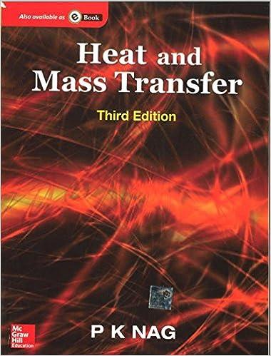 heat transfer p k nag