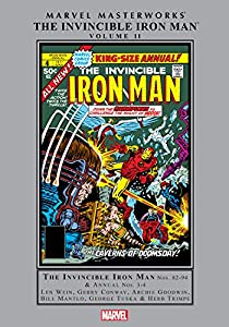 Iron Man (1968-1996) (23 book series) Kindle Edition
