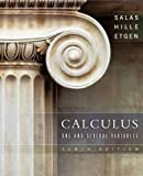 By Satunino L. Salas - Calculus: One and Several Variables: 10th (tenth) Edition