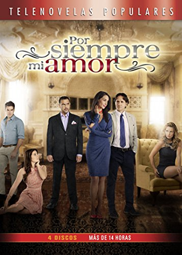 DVD : Por Siempre Mi Amor (Boxed Set, Widescreen, 4 Disc)