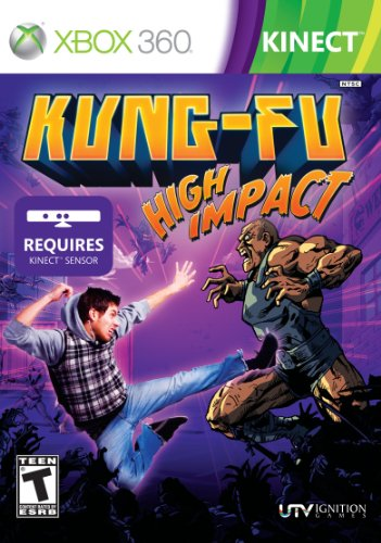 Kung Fu High Impact Xbox 360 product image