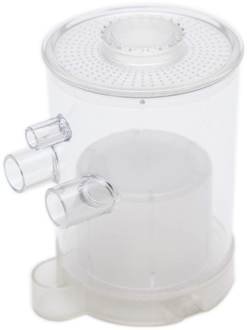 AntsCanada Ant Tower, Ant Farm, Educational Formicarium, Habitat for Live Ants, Ant Tower Ecosystem (Small Deluxe)