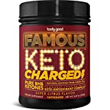 Famous Keto BHB Salts – Pure Exogenous Ketones with Antioxidant Complex for Maximum Energy, Focus, Performance, Craving Control. Delicious Natural Citrus Flavor, (Caffeine) Review