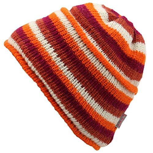 Loud Maroon Hats Hombre Gorro Orange de para Punto Rust rrAvqYw