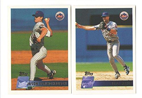 1996 Topps - NEW YORK METS Team Set