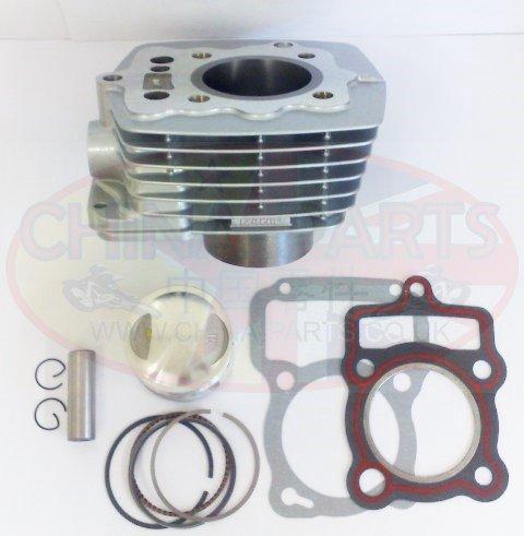 125/cc Cylindre Al/ésage Lot pour Pioneer Torro 125/Xf125l-4b