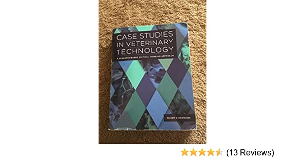 case studies in veterinary technology pdf