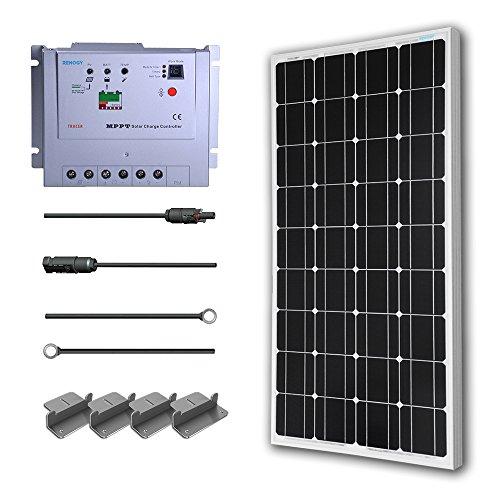 Renogy-100-Watts-12-Volts-Monocrystalline-Solar-Starter-Kit