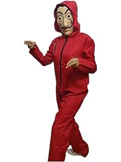 Amazon.com: Nanka Costume Salvador Dali Money Heist The ...