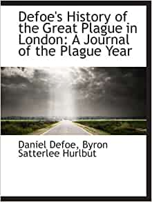 defoe journal of the plague year pdf
