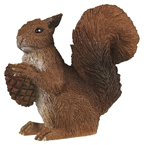 Papo Squirrel Figure, Multicolor