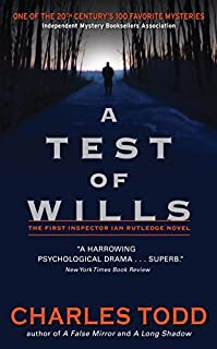 A Test Of Wills by Charles Todd ebook deal