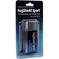 Bausch & Lomb Fogshield Sport Anti-Fog Treatment and Lens Cleaning System