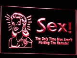 ADV PRO j030-r Sex Sexy Girls Club Bar Neon Light Sign 'REMOTE'