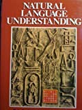 Natural Language Understanding, Allen, James, 0805303308