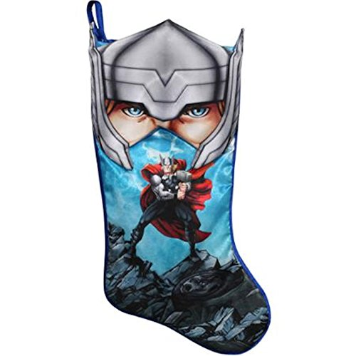 Disney 19in Marvel Thor Printed Stocking