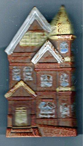 BUD VASE- VICTORIAN HOUSE - Vase Victorian Bud