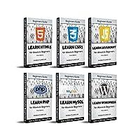 Deals on Web Development: Learn HTML, CSS, Javascript, PHP, MySQL eBook