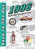 1996 Back In The Day Almanac -- 24-page Booklet / Greeting Card