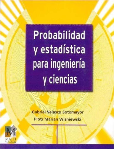 Probabilidad Y Estadistica Para Ingenieros Pdf Download