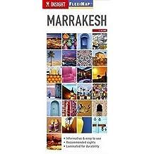 Insight Guides Flexi Map Marrakesh