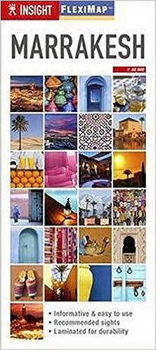 Insight Flexi Map: Marrakesh (Insight Flexi Maps)