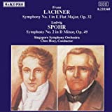 Symphonies Nos. 1 and 2 (Choo, Singapore Symphony Orchestra) by Lachner/Spohr (2006-08-01)