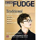 men's FUDGE 2017年11月号 小さい表紙画像