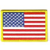 Flaggen Aufnäher Patch USA Fahne Flagge NEU