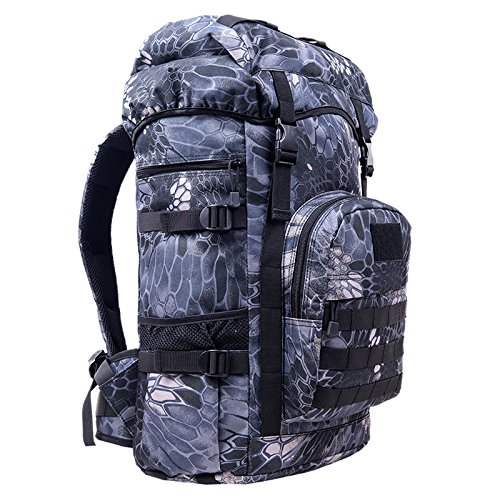 cycling female multi C mountaineering hiking common amp;J backpack and 50 purpose male capacity ZC camouflage backpack tactic ZHUCHANGJIANG backpack liter outdoor 0fR66q