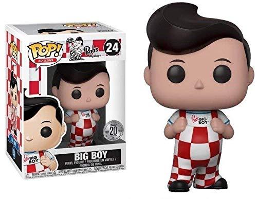 POP AD Icons: Bob's Big Boy - Bob (New Pose) Vinyl Figure