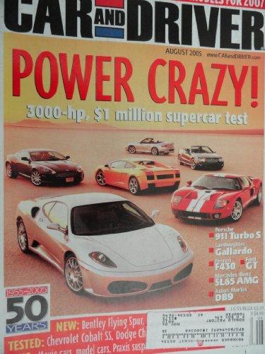 2005 2006 Dodge Charger / Hyundai SOnata / Hummer H3 / Mercedes SL65 AMG / Porsche 911 Turbo S Cabriolet Road ()