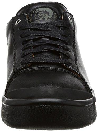 Diesel Sneaker Y01653 P1537 Sort XpnPvKYL