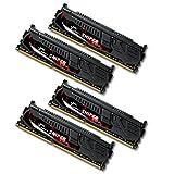 quad ddr3 2400mhz - G.Skill 16GB DDR3 PC3-19200 2400MHz Sniper Series (11-13-13-31) Quad Channel kit (4x4GB)