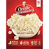 Orville Select White Microwave Popcorn 516G (Pack of 6)