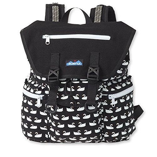 KAVU Women's Libby Backpack, Swan Love, One Size