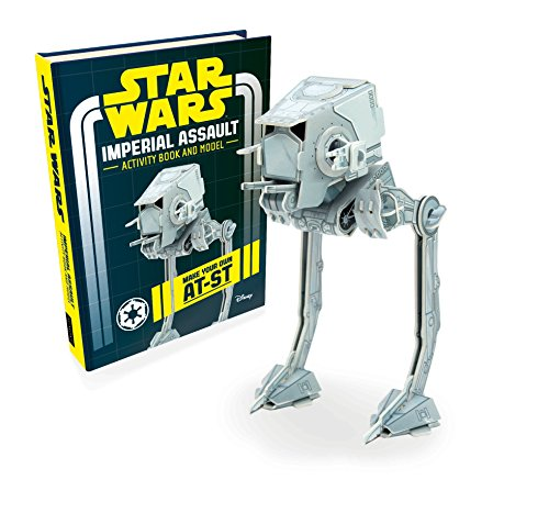 Price comparison product image Star Wars: Imperial Assault Activity Book and Model (Star Wars Construction Books)
