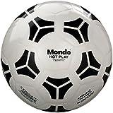 Mondo 01047 -  Pallone Da Calcio D.230 Squadre Hot Play, 400 grammi