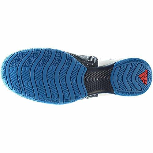 Adidas Ace 16.1 Primeknit fg / ag Botines de fútbol (verde solar, choque rosa), 12,0 D (m) con noso Collegiate Navy/White/EQT Orange