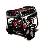 10000 watt portable generator - Outdoor Portable Gas Generator 8000W Running & 10,000W Starting Metal Fuel Tank With Wheels Heavy Duty Construction - Skroutz