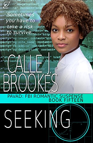 Seeking (PAVAD: FBI Romantic Suspense Book 15)