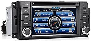 2009-2014 Volkswagen Routan 2008-2009 Mitsubishi Raider 2008-2013 Jeep Liberty 2008-2015 Dodge Grand Caravan In-Dash GPS Navigation DVD CD Player Bluetooth A2DP Audio Streaming 6.5 Inch Touchscreen FM AM Radio USB SD iPod-Ready iPhone-Ready Stereo Deck 07 08 09 10 11 12 13 14 15 Jeep Wrangler AV Receiver
