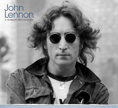 2014 John Lennon Wall Calendar by Live Nation