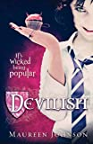 Devilish by Maureen Johnson front cover