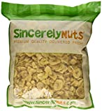 Sincerely Nuts Banana Chips Sweetened - Insanely Delicious - Five (5) Lb. Bag – Packed With Mineral Nutrients - Ready To Eat - Sealed For Freshness - Kosher Certified