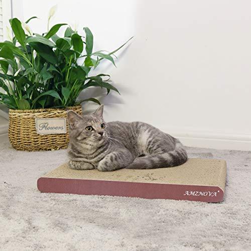 AMZNOVA rascador de gato para Cama y sofá